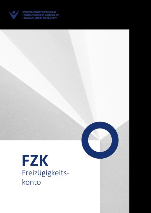 Infobroschüre FZK
