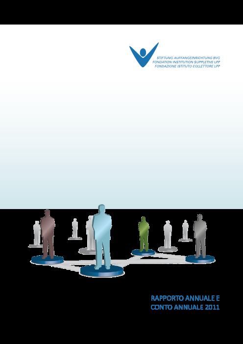 Rapporto annuale 2011