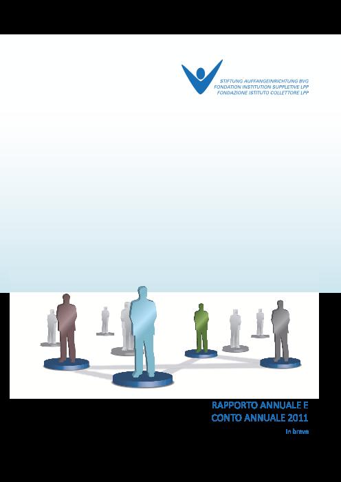 Rapporto annuale 2011 breve