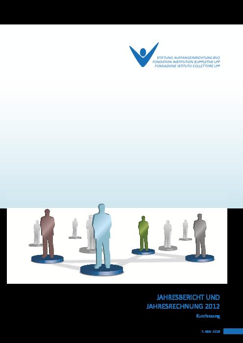 Summary report 2012