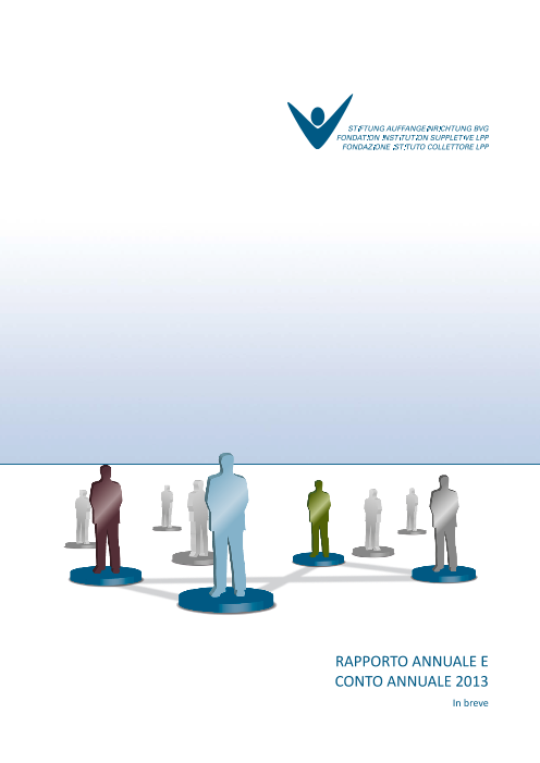 Rapporto annuale 2013 breve