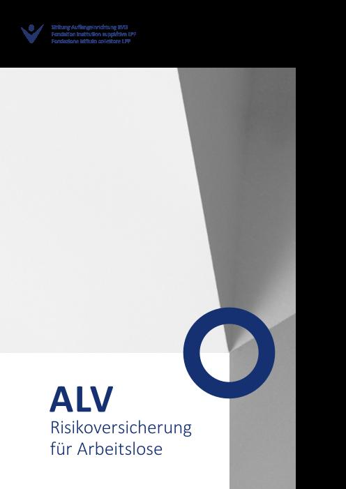 Infobroschüre ALV