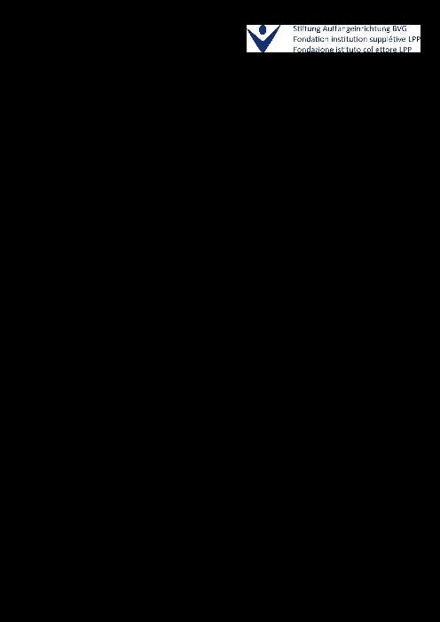 Anlagereglement vom 21.04.2020