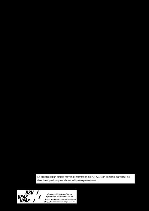 Bulletin n° 79 de l'OFAC